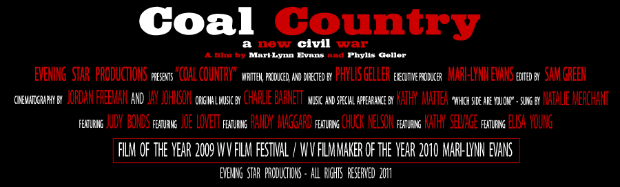 Coal Country the Movie